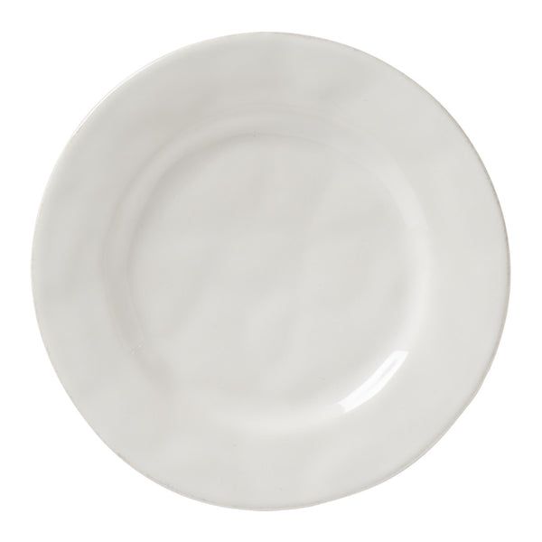 Juliska Puro Whitewash Side/Cocktail Plate