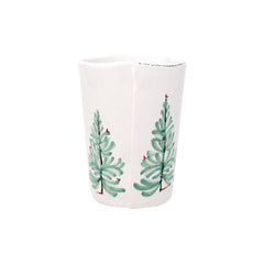 Vietri Lastra Holiday Kitchen Utensil holder