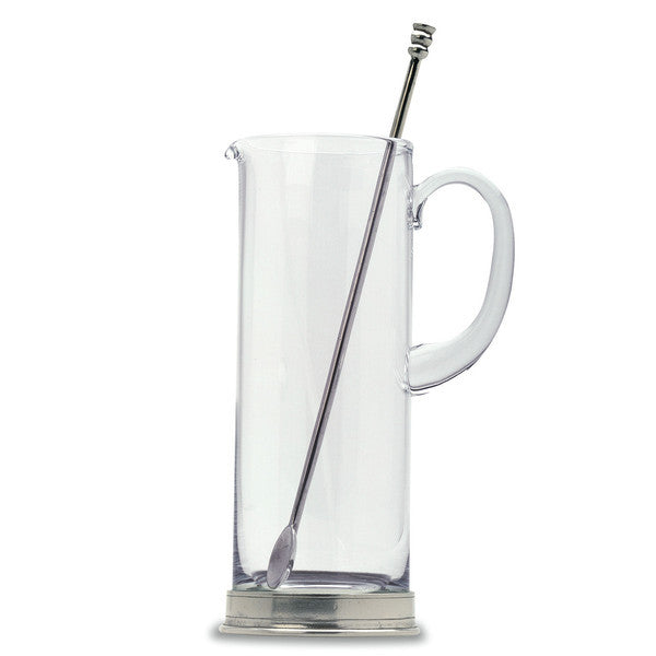 Match Martini Pitcher & Stirrer Set