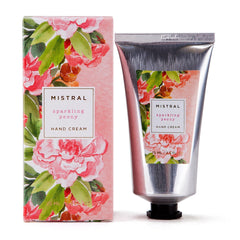 Mistral Exquisite Floral Sparkling Peony Hand Cream
