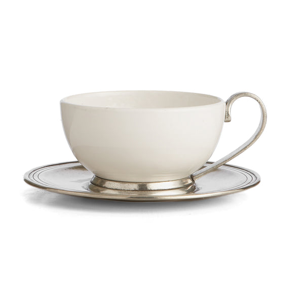 Arte Italica Tuscan Cup & Saucer