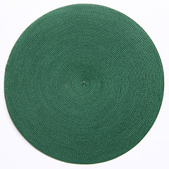 "Deborah Rhodes Pine Round 15"" Placemat (Set of 6)"