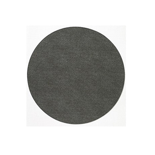 Bodrum Group Presto Charcoal Round Placemat