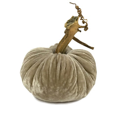 Plush Putty Large Velvet Pumpkin