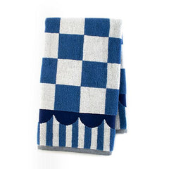 Mackenzie Childs Royal Check Hand Towel
