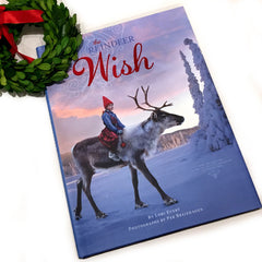 The Reindeer Wish Book
