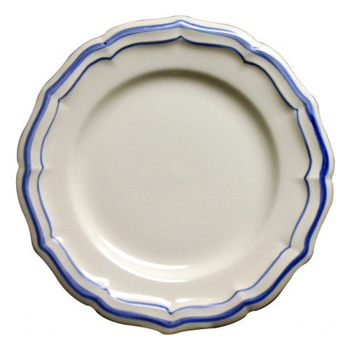 Gien Filet Bleu Side Plates