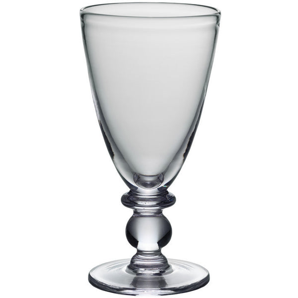 Simon Pearce Hartland Goblet Glass