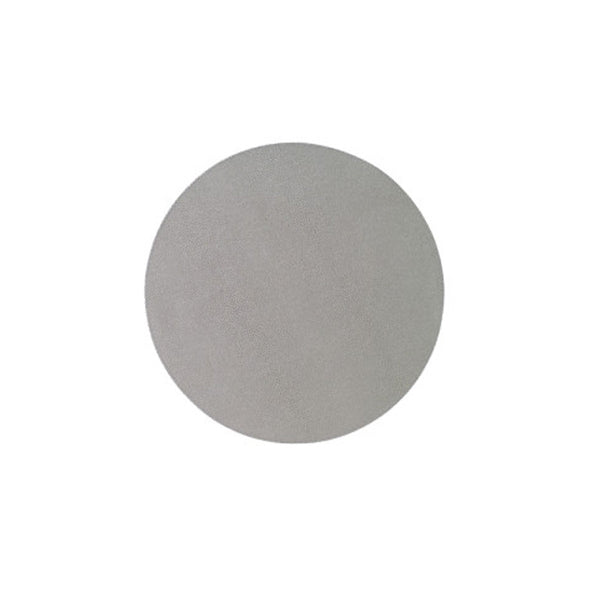 Bodrum Skate Gray Circle Placemat