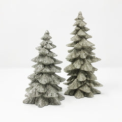 Tiffany Silver Tree Set