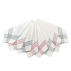 Deborah Rhodes Triple Hemstitch Napkins (set of six)