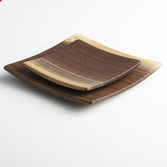 Andrew Pearce Black Walnut Wooden Plate