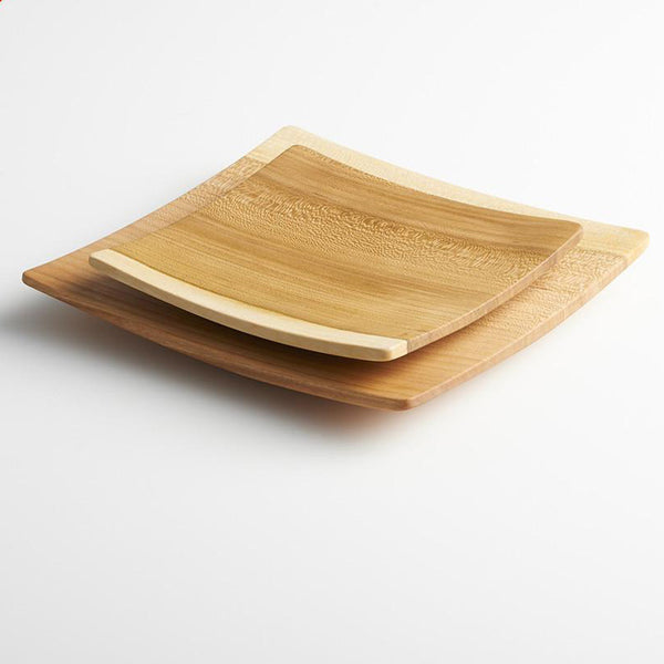 Andrew Pearce Cherry Wooden Plate