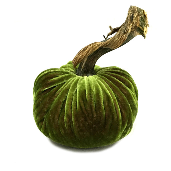 Plush Watermelon Small Velvet Pumpkin