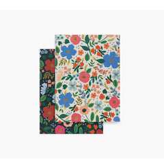 Rifle Paper Wild Rose Pocket Notebooks