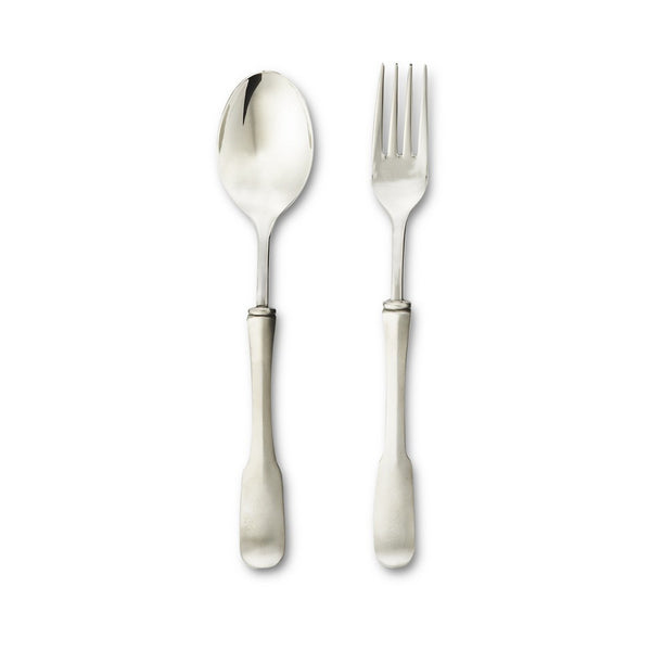 Match Olivia Serving Fork & Spoon