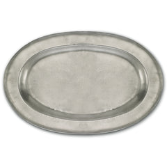 Match Wide Rimmed Oval Platter