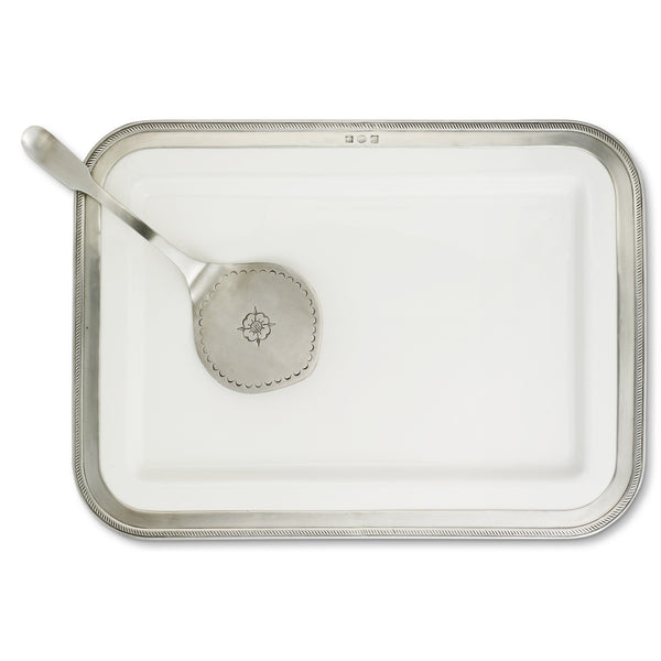Match Luisa Rectangle Platter