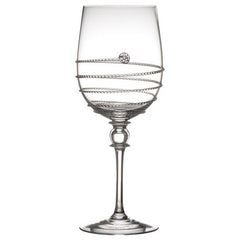 Amalia Full Body Red Wine Glass Clear