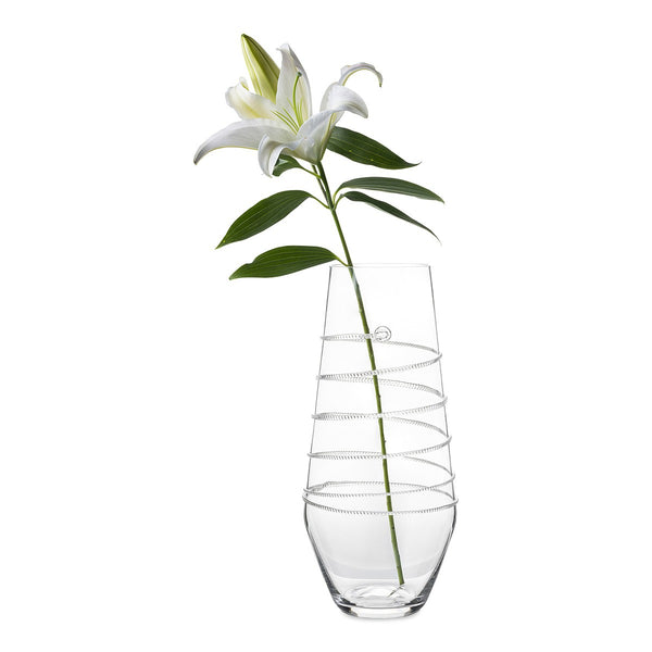 Juliska Amalia 16'' Clear Vase