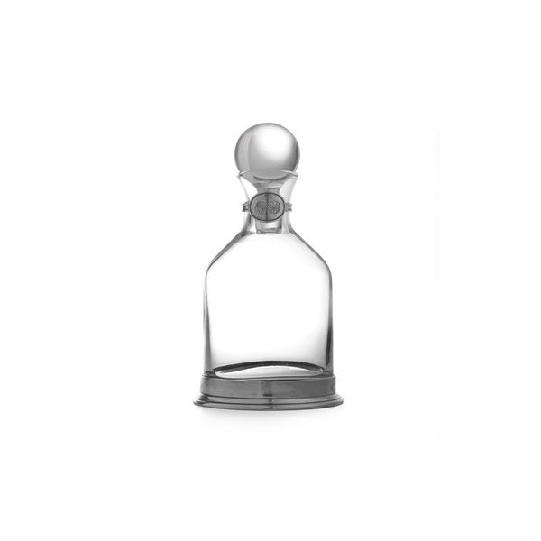 Arte Italica Large Round Decanter