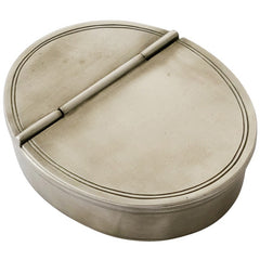 Match Oval Cigar Ashtray