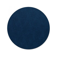 Bodrum Group Presto Navy Round Placemats S/6