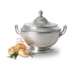 Match Pewter Brixia Tureen
