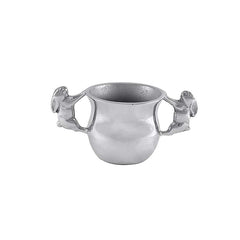 Mariposa Two Handled Bunny Cup