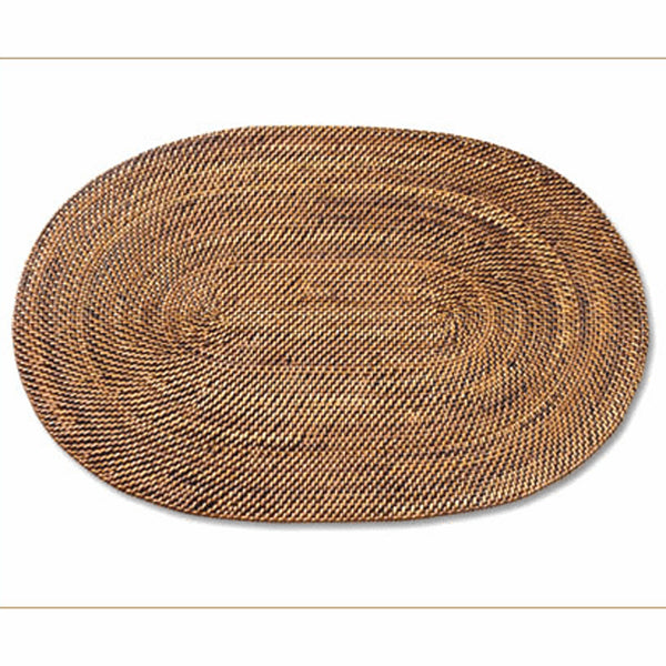 Calaisio Oval Rattan Placemat