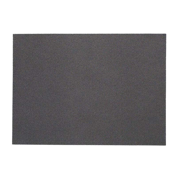 Bodrum Skate Charcoal Rectangle Placemat