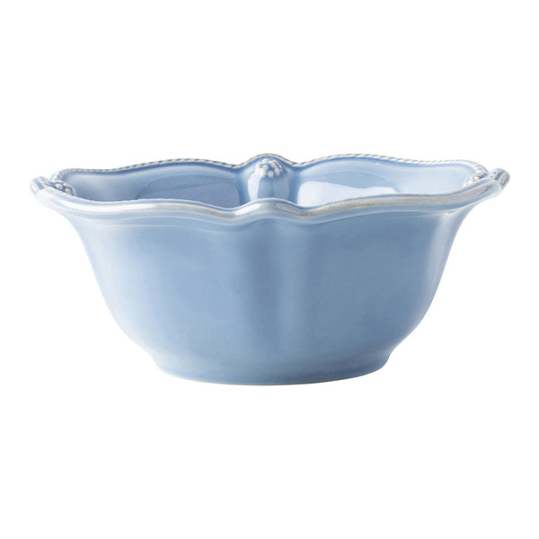 Juliska Berry & Thread Chambray Cereal/ Ice Cream Bowl