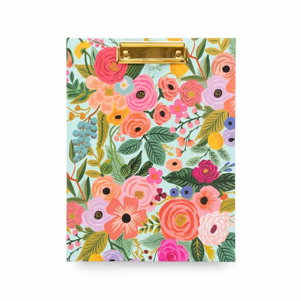 Rifle Paper Garden Party Clipfolio