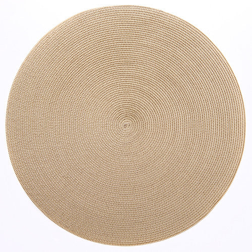 Deborah Rhodes Cream/Dust Placemat (Set of 6)