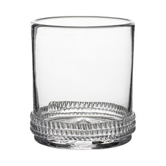 Juliska Dean Double Old Fashioned Glass