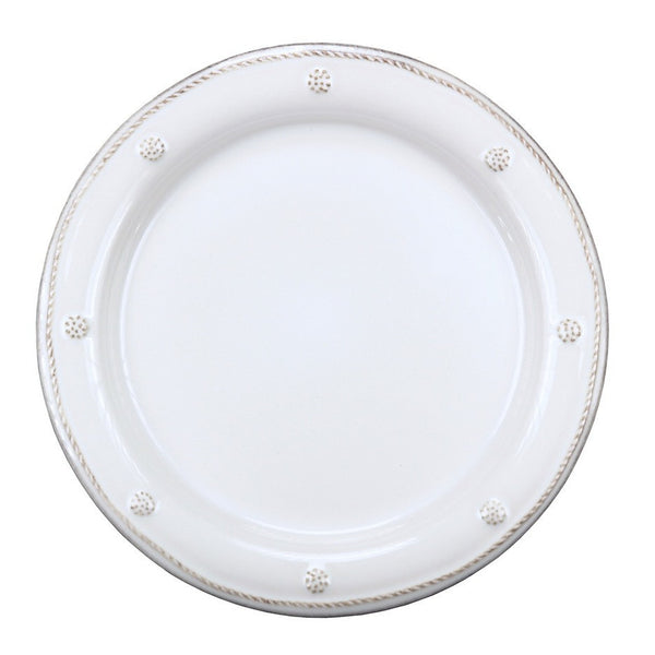 Juliska Berry & Thread Whitewash Dinner Plate