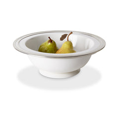 Match Gianna Round Footed Serving Bowl
