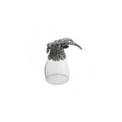 Arte Italica Animale Goat Liqueur Glass