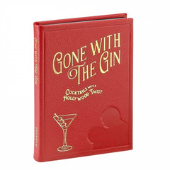 "Graphic Image ""Gone with the Gin"" Book"