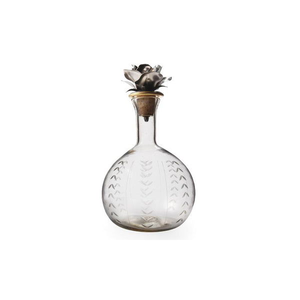Jan Barboglio Guadalupe Decanter Clear