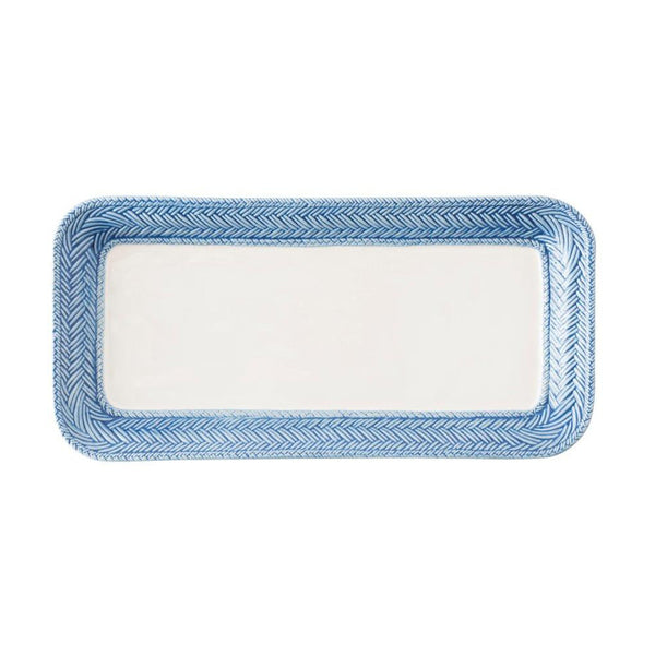 Juliska Le Panier Delft Blue Hostess Tray