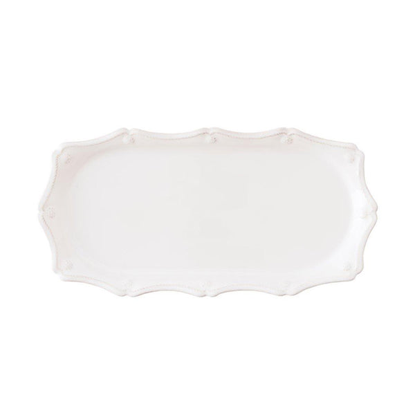 Juliska Berry and Thread Whitewash Hostess Tray
