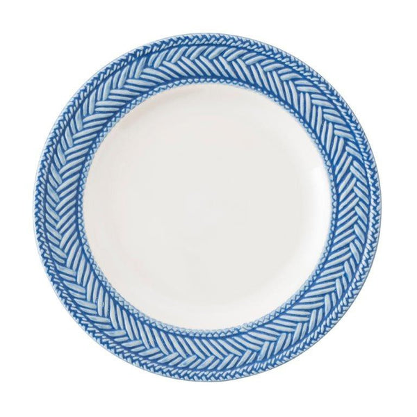Juliska Le Panier Delft Side/Cocktail Plate