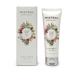 Mistral Classic Lychee Rose Hand Cream