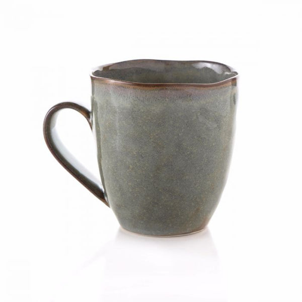 Simon Pearce Burlington Moss Glen Mug