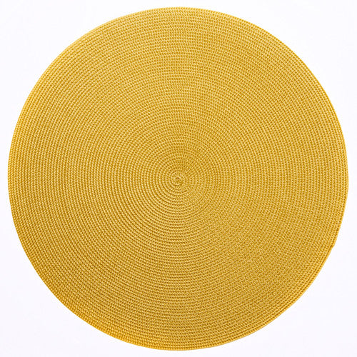 Deborah Rhodes Mustard Placemat (Set of 6)