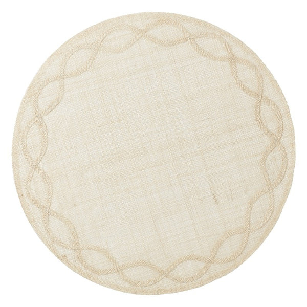 Juliska Tuileries Garden Natural Placemat
