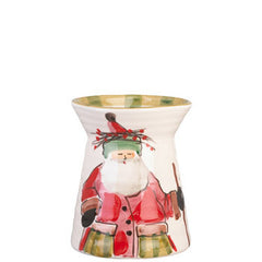 Vietri Old St. Nick Utensil Holder