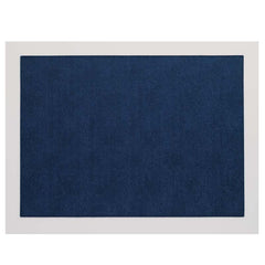 Bodrum Presto Navy Rectangle Placemats S/6