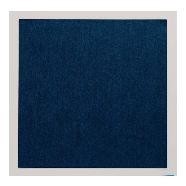 Bodrum Presto Navy Square Placemats S/6